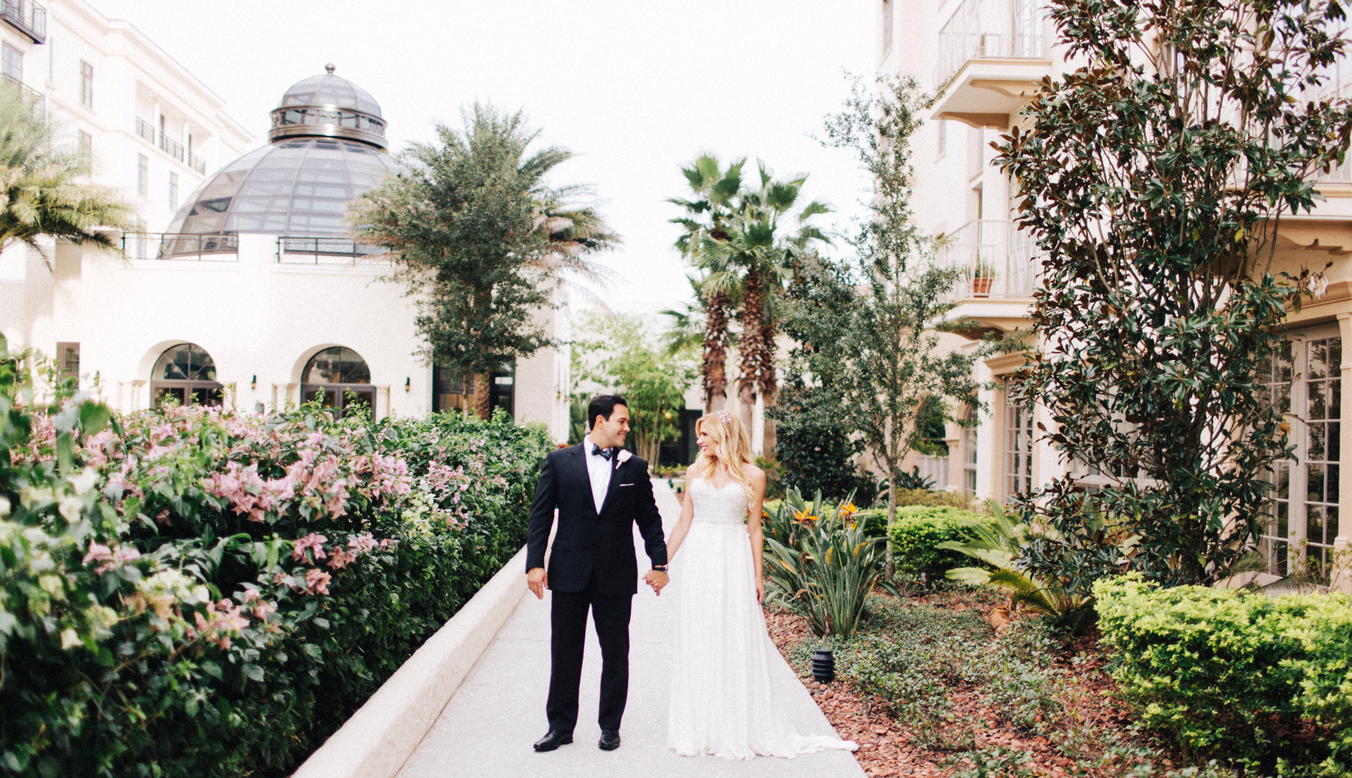 Wedding At Alfond Inn